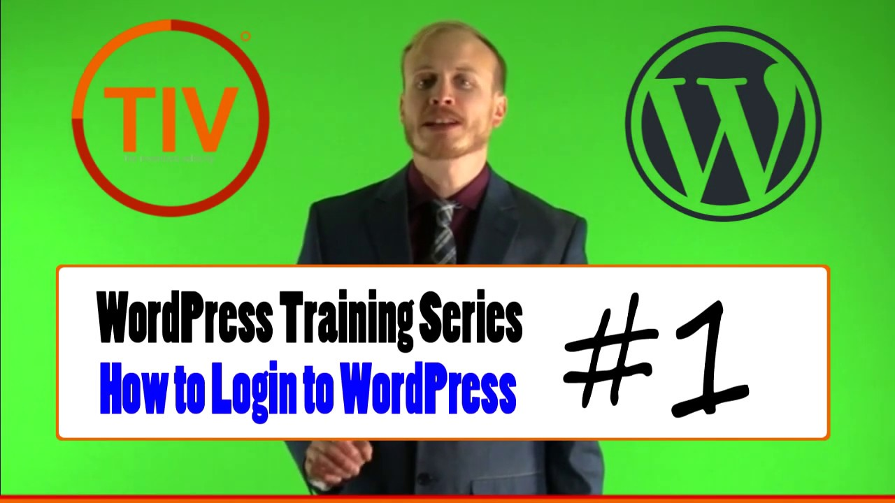 WordPress Training Series Release