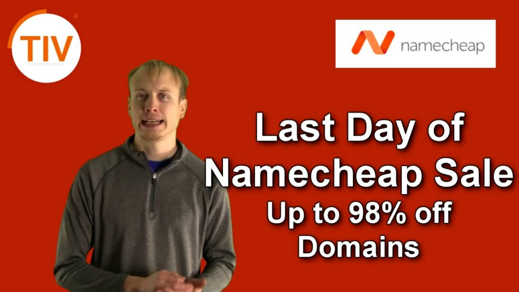 Last Day of Namecheap New Years Sale on Domains, Hosting, VPNs and SSLs