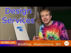 Website Design Services Promo