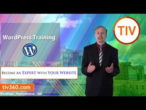 Custom WordPress Training for your Organization