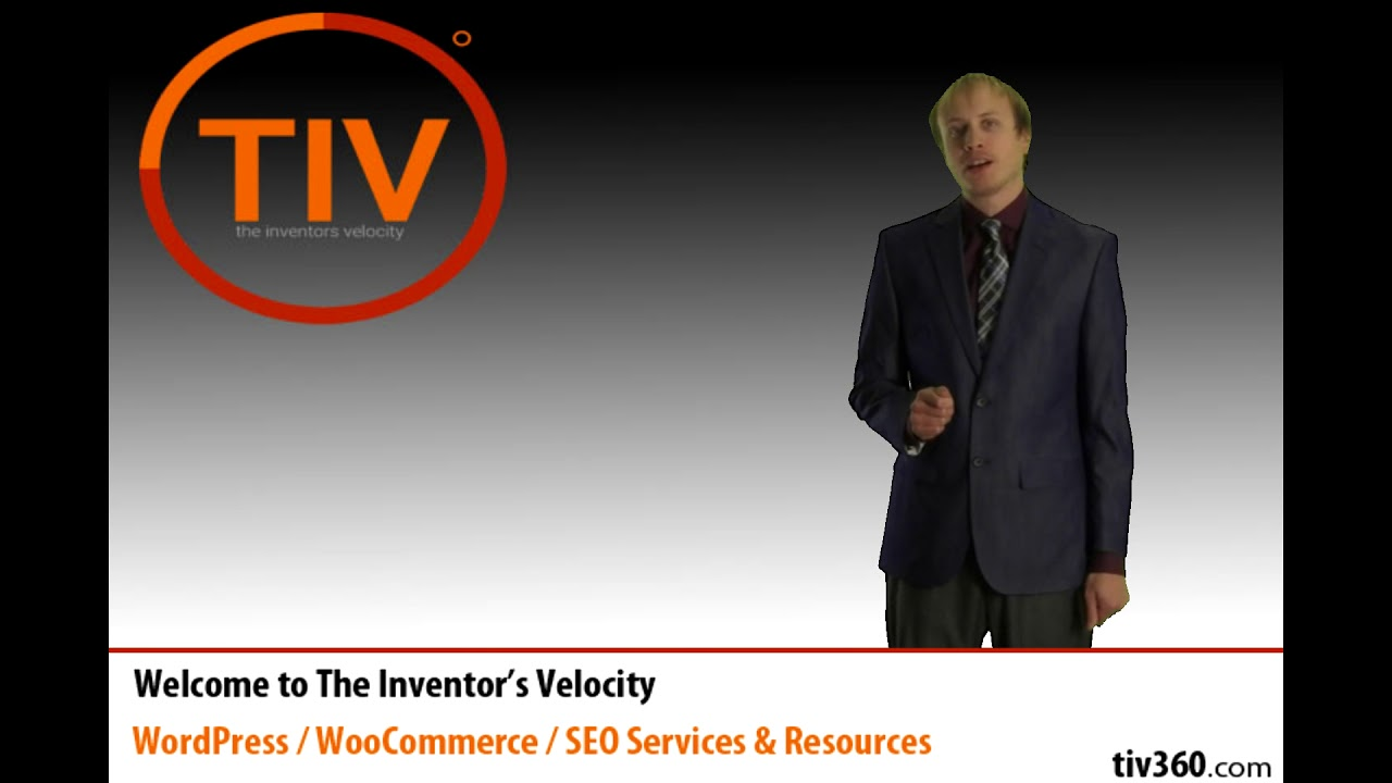 The Inventor's Velocity Light Intro Video